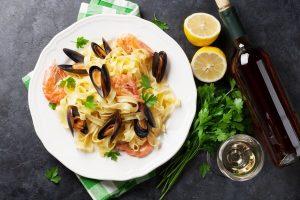 Pairing Pasta with Wine: Italian Wines