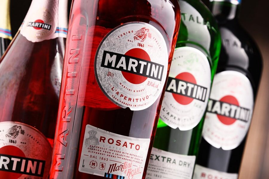 Bottles of Martini Vermouth, Vermouth's Secret is out!