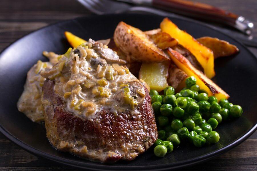 Sirloin Steak Diane - DP