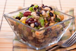 Bean Salad: Mexican-Inspired!
