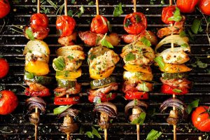 Lamb Kabobs A Greek Classic dp
