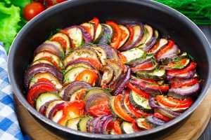 Vegan Ratatouille Favorite dp