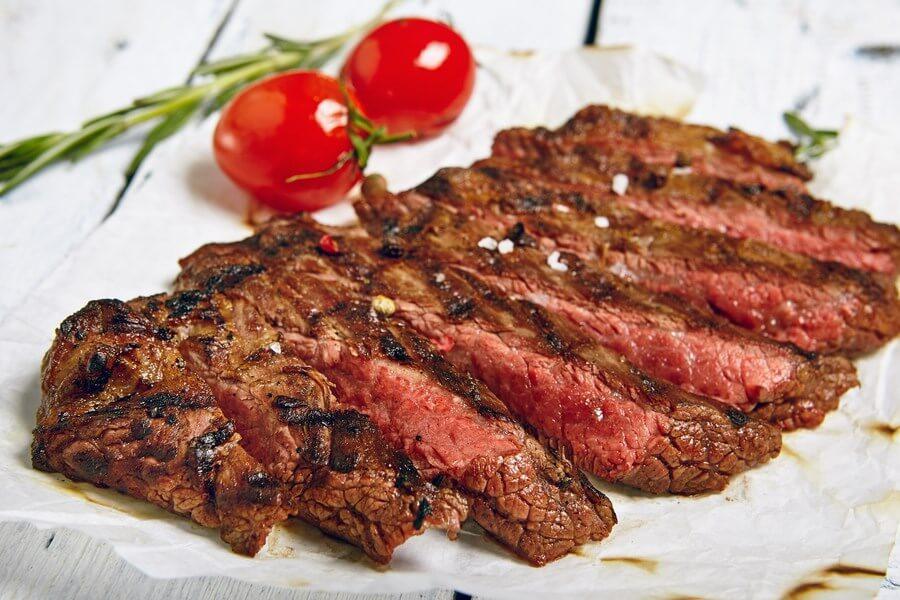 Thai Flank Steak - DP