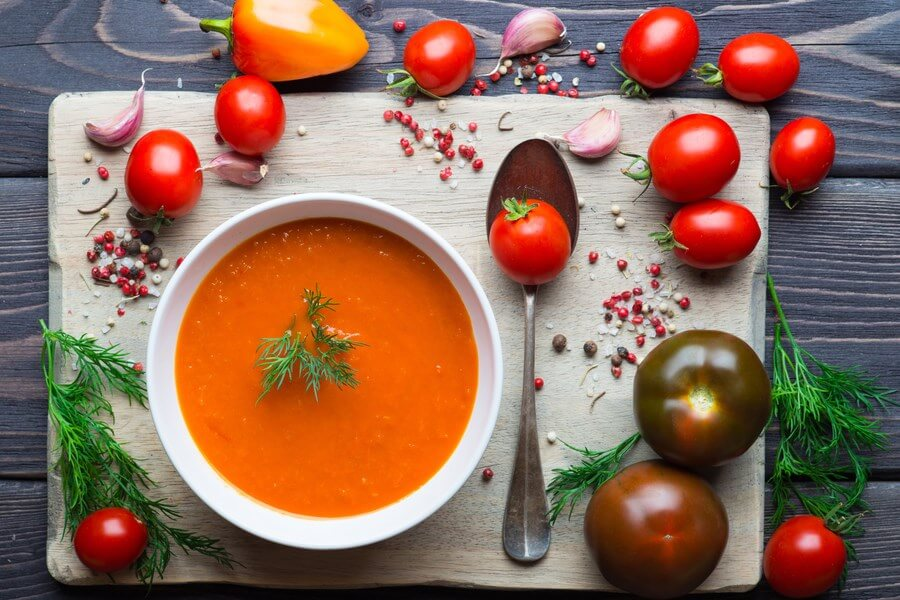 Tomato Soup Summer Garden Soup dp