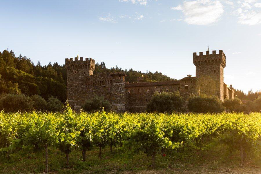 Wine Country Napa Valley California dp