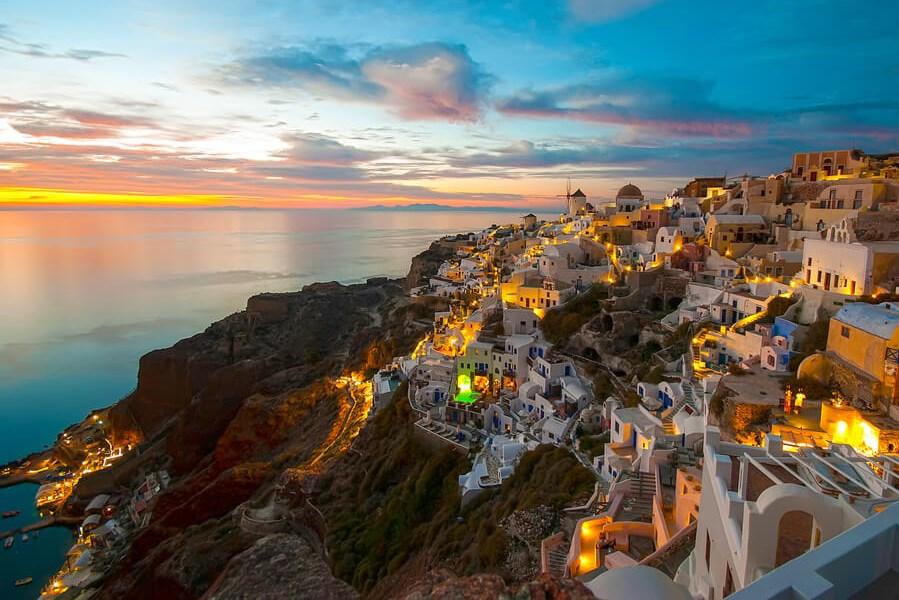 Santorini Wine Bars Top Island Picks - DP