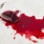 Wine Stains: Cleaning The Necessary Evil