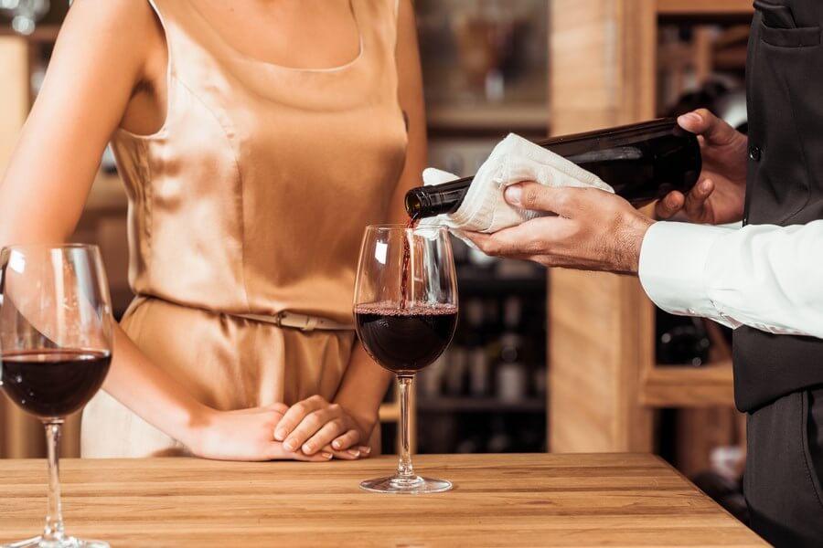 Wine Terms Steps In Choosing Wines DP